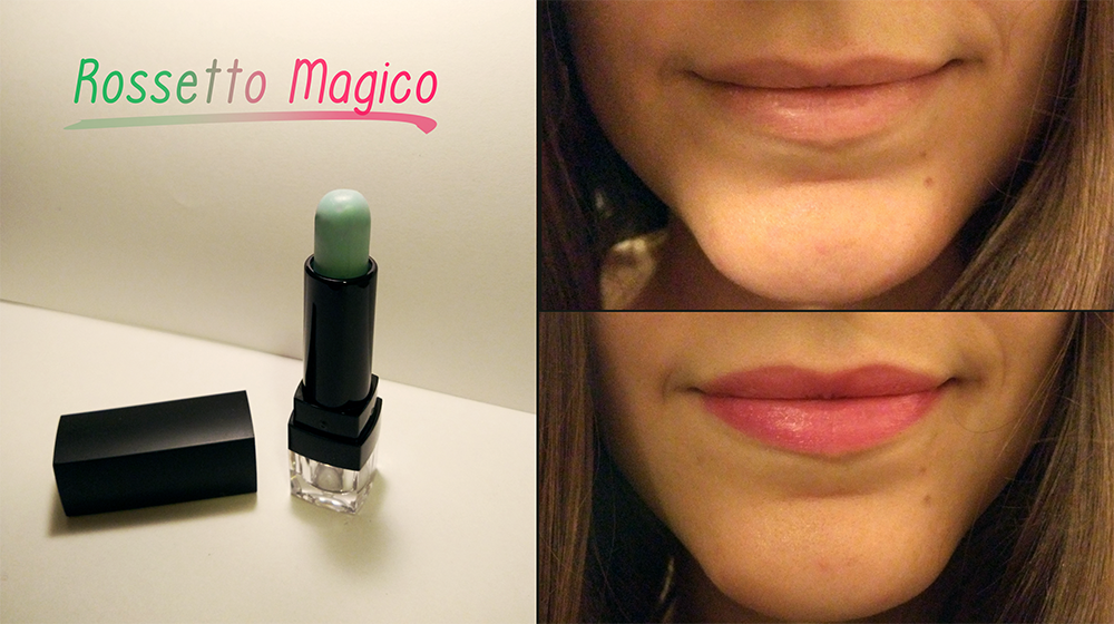 d&c red 27; d&c red 28; d&c red; pigmento magico; rossetto magico; make-up;